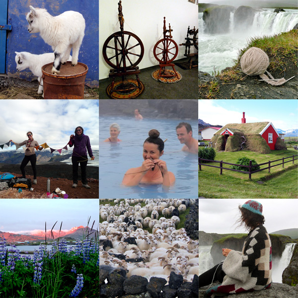 Knitting Vacations Iceland : Knitting hiking spinning tours in iceland booking