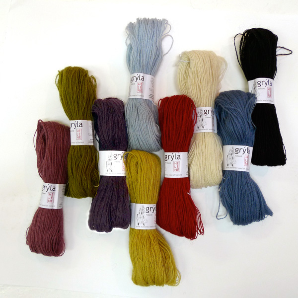 Gryla Icelandic lace yarn from Helene Magnusson (7)