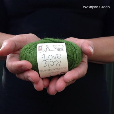 Love Story yarn, pure Icelandic lambswool fine 1 ply lace (5)