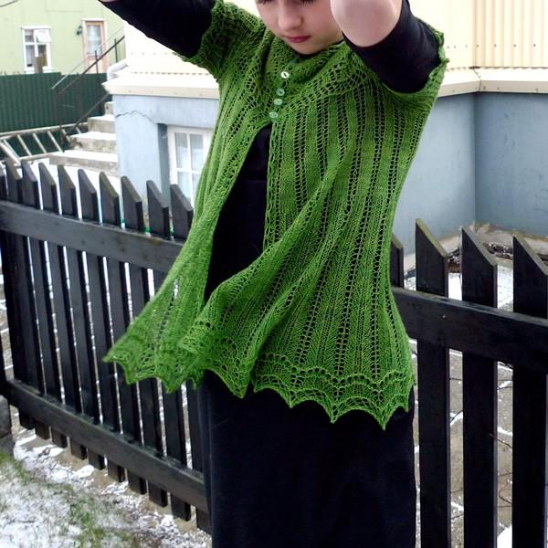 Alla lacy yoke cardigan (6)