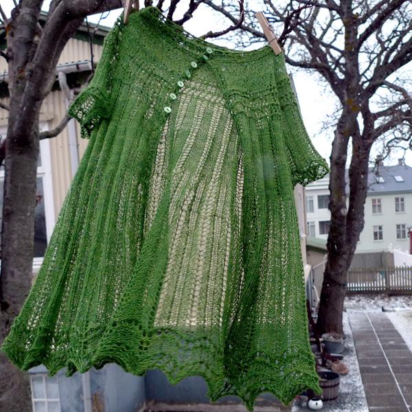 Alla lacy yoke cardigan (3)