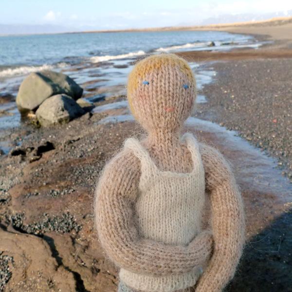 Bjarni Icelandic knitted doll (1)