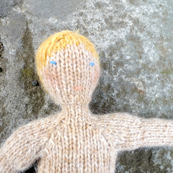 Bjarni Icelandic knitted doll (8)