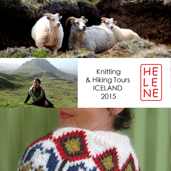 Knitting Vacations Iceland : Knitting and hiking travels iceland icelandic