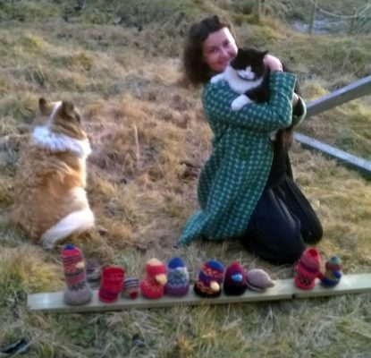 Magical Night Knitting Tour Iceland 2014 (6)