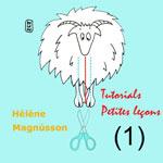 Leçon de tricot Tricoteuse d'islande: couper dans les mailles (steek) (1)