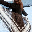 Margrét shawl KIT