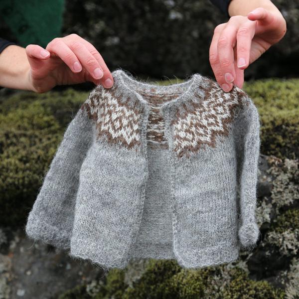 Gilipeysa - Icelandic Knitter - Helene Magn?sson