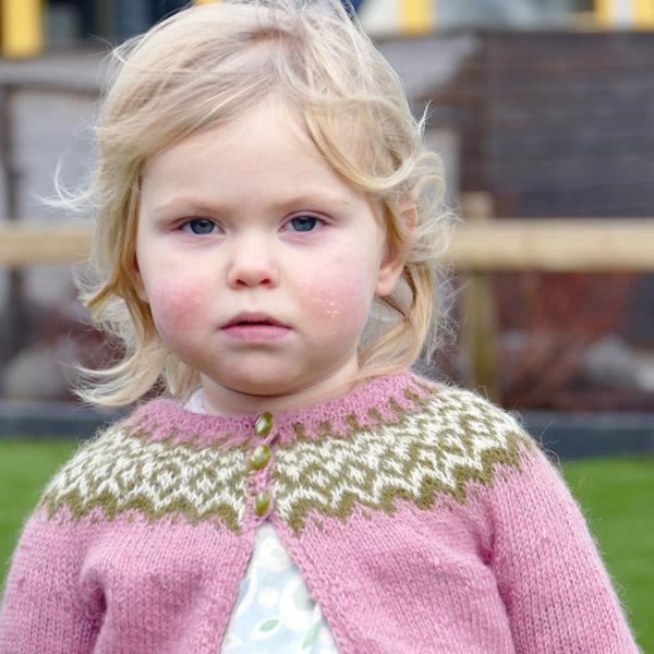 e5708682 Gilipeysa KIT. Gilipeysa is a sweet little yoke sweater ...