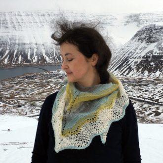 Melrós shawl