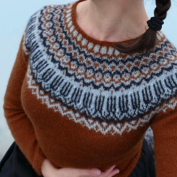 gamlalon sweater