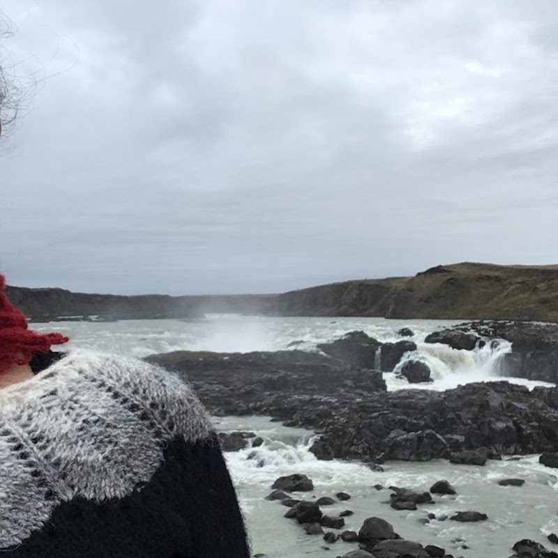 Knitting Vacations Iceland : Postcards from the knitting on ice tour