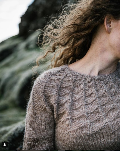 Hryggir Kit Icelandic Knitter Helene Magnusson