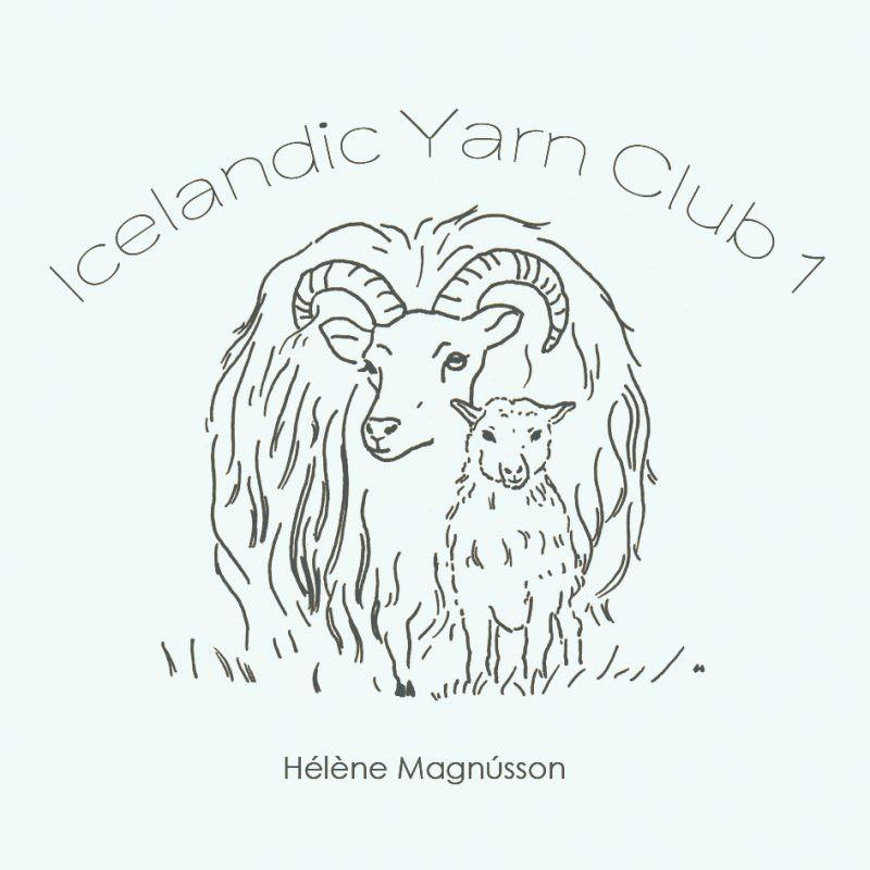 Icelandic Yarn Club - Icelandic Knitter - Hélène Magnússon